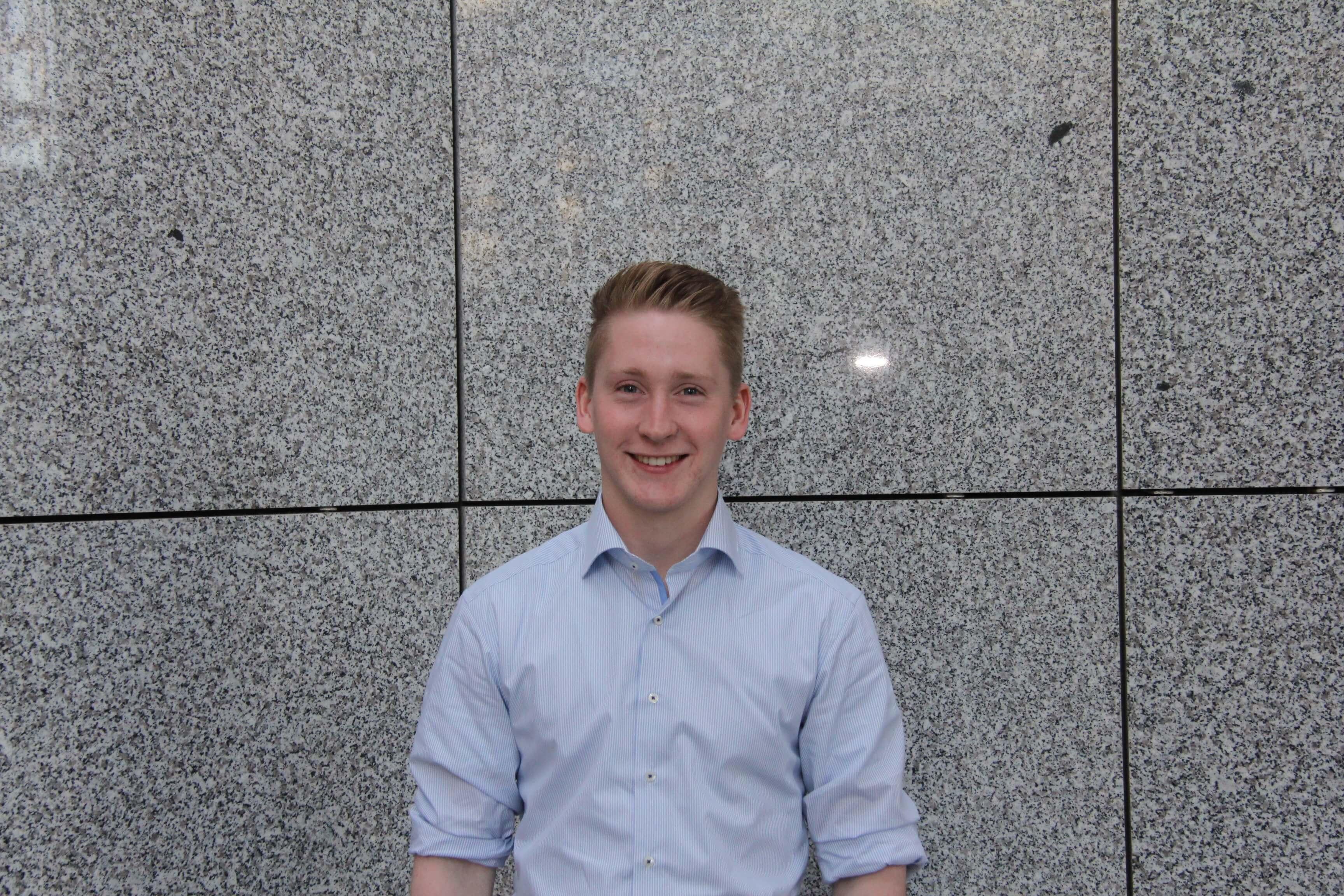 Matthias Ludewig, Kaufmann für Versicherung und Finanzen