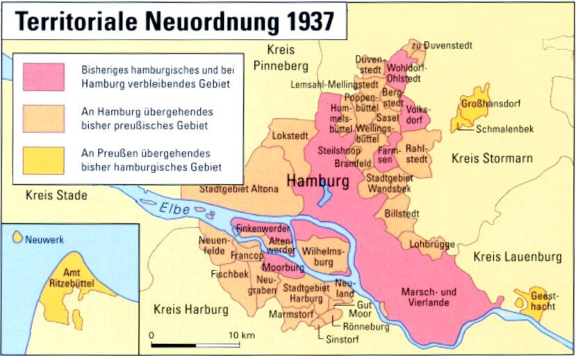Groß Hamburg Gesetz