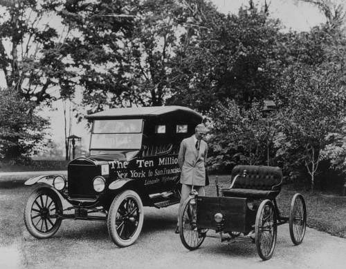 Where Is Henry Ford  Millionth Car